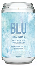 Parfumuri și produse cosmetice Lumânare parfumată  - FraLab Blu Tramontana Candle