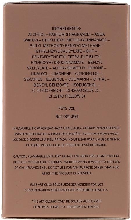 Loewe Aura - Apă de parfum — Imagine N3