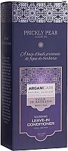 Parfumuri și produse cosmetice Balsam fără clătire cu extract de opuntia pentru păr - Arganicare Prickly Pear Nourishing Leave-in Conditioner