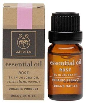 "Ulei esențial ""Trandafir"" - Apivita Aromatherapy Organic Rose Oil — Imagine N1"