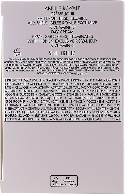 Set - Guerlain Abeille Royale Age-Defying Programme (f/oil/5ml + f/lot/40ml + f/d/cr/50ml + eye/cr/3ml + bag) — Imagine N7