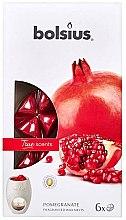 """Parfumuri și produse cosmetice Ceară aromatică """"Rodie"""" - Bolsius True Scents Pomegranate"""