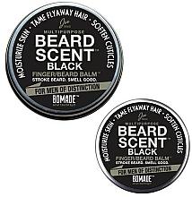 Parfumuri și produse cosmetice Balsam pentru barbă - Jao Brand Beard Scent Black Beard Balm