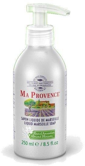 "Săpun lichid ""Migdale"" - Ma Provence Liquid Marseille Soap Almond — Imagine N1"