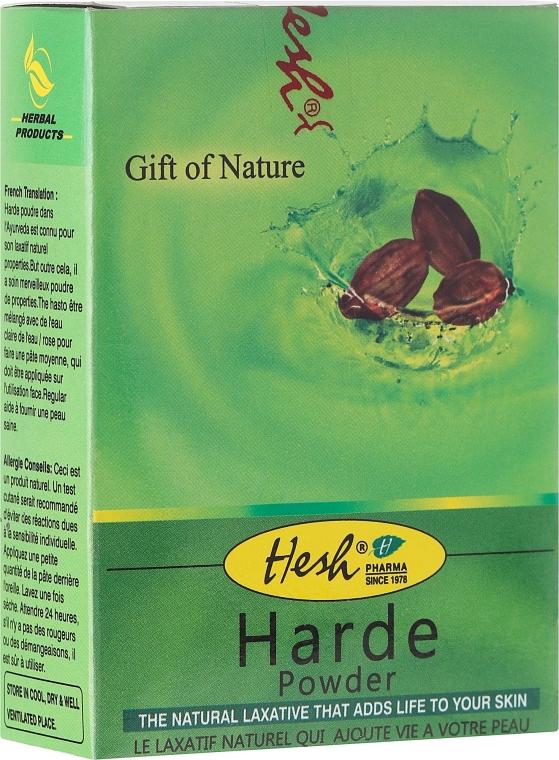 Pudră de curățare pentru față - Hesh Harde Powder