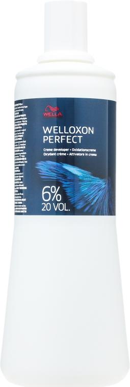Oxidant - Wella Professionals Welloxon Perfect 6%