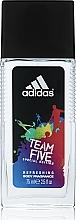 Adidas Team Five - Apă de colonie — Imagine N1