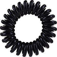 Parfumuri și produse cosmetice Elastic de păr, negru - HH Simonsen Hair Cuddles Black