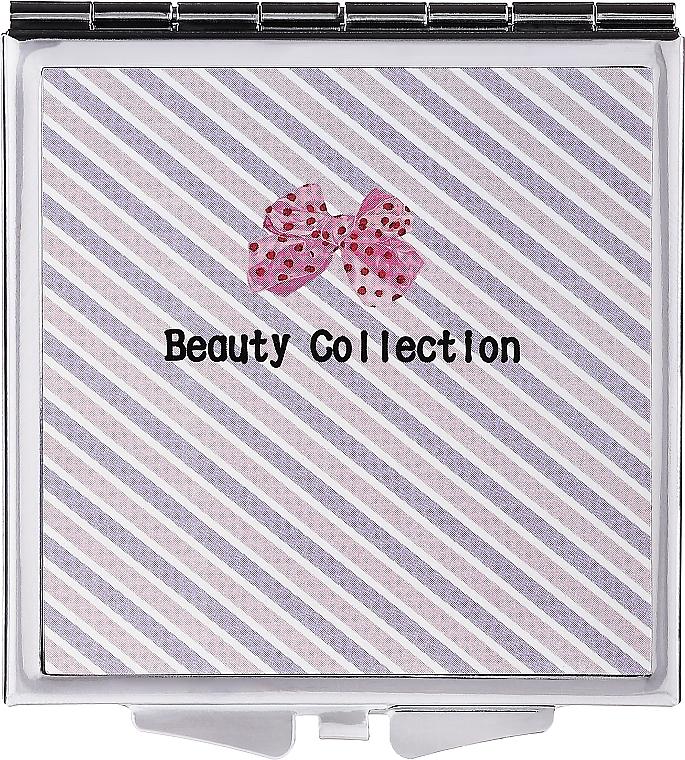 Oglindă cosmetică 85604, 6 cm, în linii - Top Choice Beauty Collection Mirror