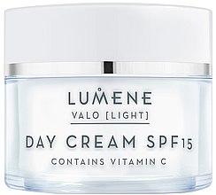 Parfumuri și produse cosmetice Cremă de zi pentru față - Lumene Valo Vitamin C Day Cream SPF15