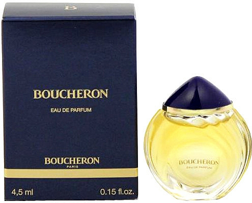 Boucheron Pour Femme - Apă de parfum (mini) — Imagine N1