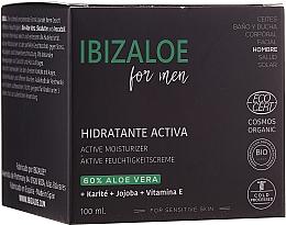 Parfumuri și produse cosmetice Cremă de față - Ibizaloe Active Moisturizer