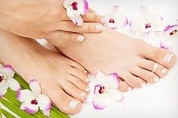 Scrub pentru picioare cu extract de lotus și zahăr - Organic Shop Foot Scrub Organic Lotus & Sugar — Imagine N2