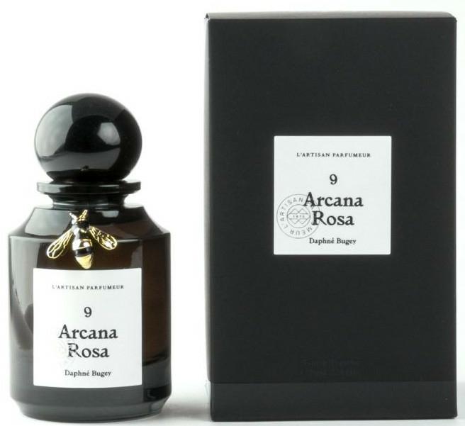 L'Artisan Parfumeur Natura Fabularis 9 Arcana Rosa - Apă de parfum — Imagine N2