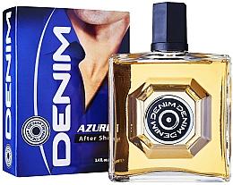Parfumuri și produse cosmetice Denim Azure - Loțiune după ras