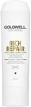 Parfumuri și produse cosmetice Balsam pentru păr fragil - Goldwell Dualsenses Rich Repair Restoring Conditioner