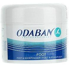 Parfumuri și produse cosmetice Pudră pentru picioare - Odaban Foot and Shoe Powder