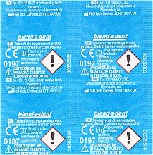 Tablete de curățare activă pentru proteze - Blend-A-Dent — Imagine N2
