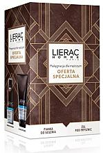 Set - Lierac Homme (shaving/mousse/150ml + gel/200ml) — Imagine N1