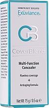 Parfumuri și produse cosmetice Corector multifuncțional pentru față - Exuviance Cover Blend Multi-Function Concealer