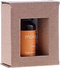 "Parfumuri și produse cosmetice Ulei esențial ""Orange"" - Mokosh Cosmetics Orange Oil"