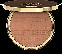 Parfumuri și produse cosmetice Pudră compactă bronzantă - Pupa Desert Bronzing Powder