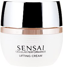 Cremă de față pentru fermitate - Kanebo Sensai Cellular Performance Lifting Cream — Imagine N2
