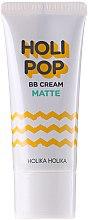 Parfumuri și produse cosmetice BB Cremă matifiantă - Holika Holika Holi Pop BB Cream
