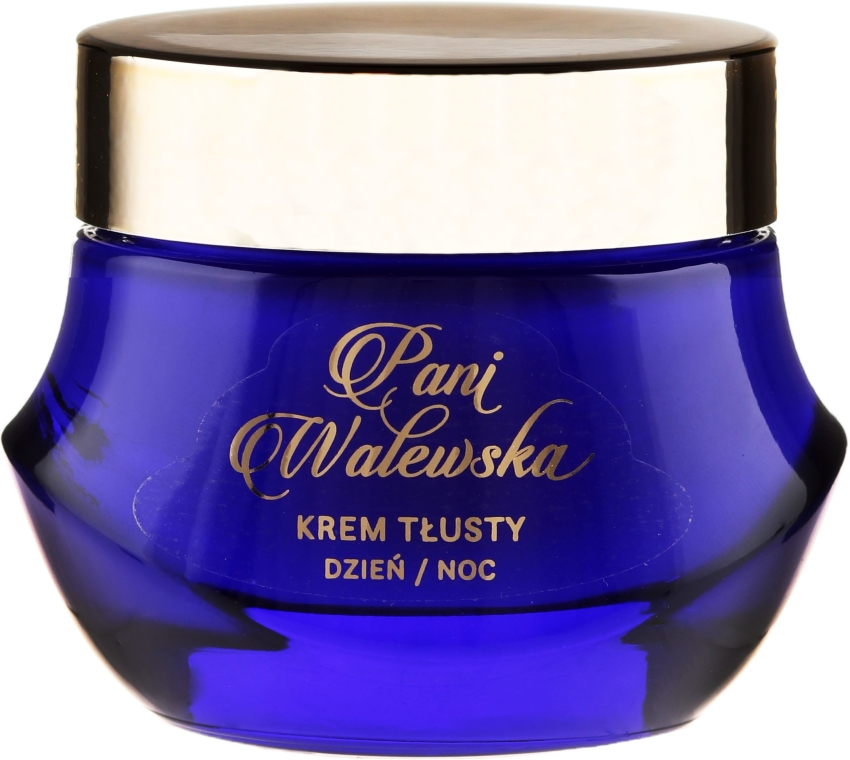 Cremă nutritivă cu efect de netezire și regenerare - Pani Walewska Classic Rich Day and Night Cream