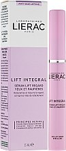 Parfumuri și produse cosmetice Ser pentru pleoape și ochi, cu efect lifting - Lierac Lift Integral Eye Lift Serum For Eyes & Lids