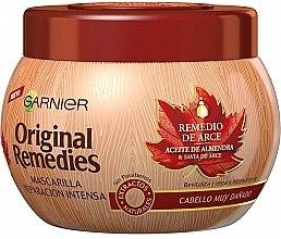 Parfumuri și produse cosmetice Mască regenerantă de păr - Garnier Original Remedies Intense Repair Mask