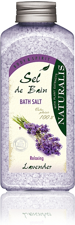 Sare de baie - Naturalis Sel de Bain Lavender Bath Salt