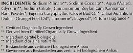 "Săpun ""Revigorant"" - Bentley Organic Body Care Revitalising Soap Bar — Imagine N4"