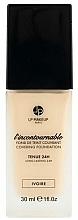 Parfumuri și produse cosmetice Fond de ten - LP Makeup Covering Foundation L'incontournable (Ivoire)