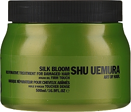Parfumuri și produse cosmetice Mască pentru repararea părului deteriorat - Shu Uemura Art Of Hair Silk Bloom Restorative Treatment