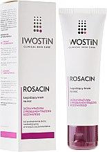Parfumuri și produse cosmetice Cremă de noapte pentru față - Iwostin Rosacin Redness Reducing Night Cream