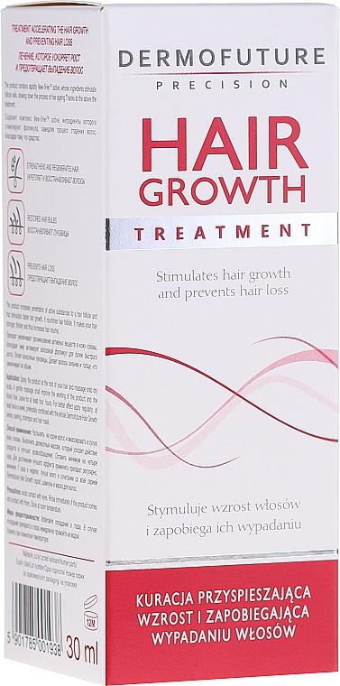 Tratament împotriva căderii părului - DermoFuture Hair Growth Peeling Treatment