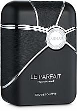 Parfumuri și produse cosmetice Armaf Le Parfait Pour Homme - Apă de toaletă