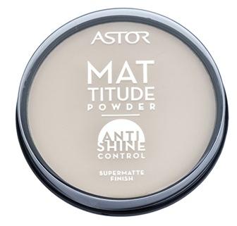 Pudră de față - Astor Mattitude Anti Shine Powder — Imagine N1