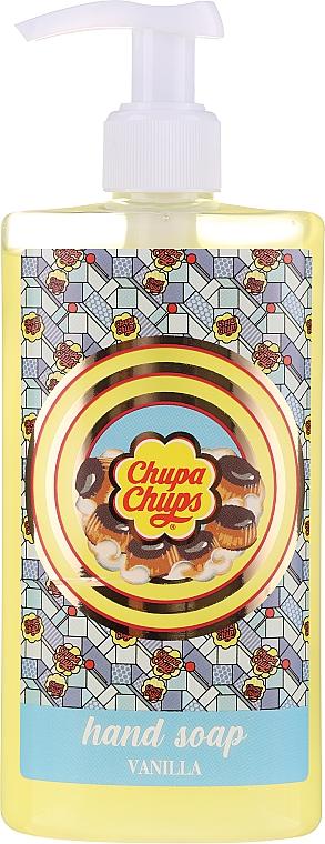 "Săpun de mâini ""Fursecuri cu vanilie"" - Bi-es Chupa Chups Vanilla Cookies Hand Soap — Imagine N1"