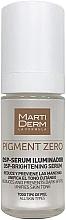 Parfumuri și produse cosmetice Ser depigmentant pentru față - MartiDerm Pigment Zero DSP-Serum Iluminador