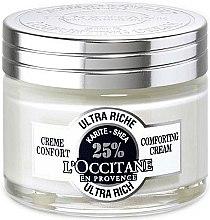 Parfumuri și produse cosmetice Cremă nutritivă pentru față - L'occitane Ultra Rich Face Cream