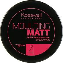 Parfumuri și produse cosmetice Pastă mată pentru păr - Kosswell Professional Dfine Moulding Matt 4