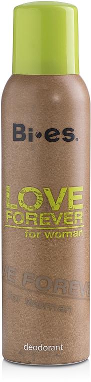 Deodorant spray - Bi-es Love Forever Green