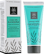 Parfumuri și produse cosmetice Cremă de corp - Apivita Healthcare Cream with Eucalyptus