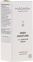 Parfumuri și produse cosmetice Cremă pentru zona ochilor - Madara Cosmetics Eye Contour Cream