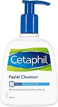 Parfumuri și produse cosmetice Gel de spălae - Cetaphil Facial Cleanser
