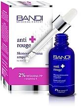 Parfumuri și produse cosmetice Concentrat pentru față - Bandi Medical Expert Anti Rouge Concentrated Ampoule