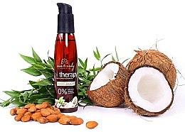 """Parfumuri și produse cosmetice Ulei de corp și păr """"Nucă de cocos și migdale dulci"""" - One&Only Coconut & Sweet Almond Oil Body & Hair"""