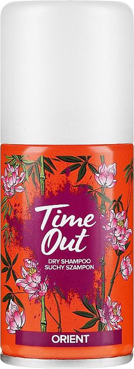 Șampon uscat pentru păr - Time Out Dry Shampoo Orient